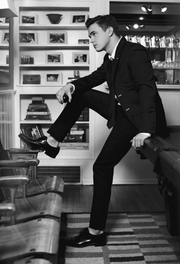A real gentleman.