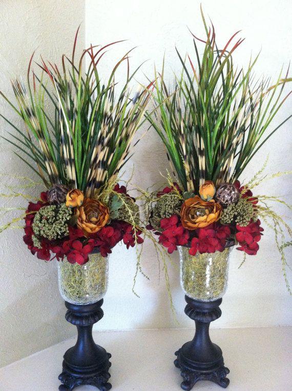 best 20+ faux flower arrangements ideas on pinterest   fake flower