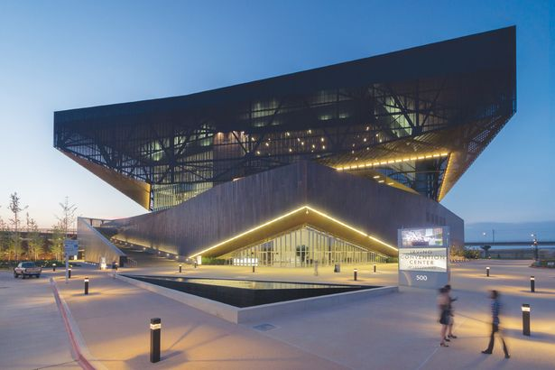 Irving Convention Center | Studio Hillier | Archinect