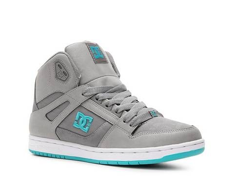DC Shoes Rebound High-Top Sneaker - Womens | DSW