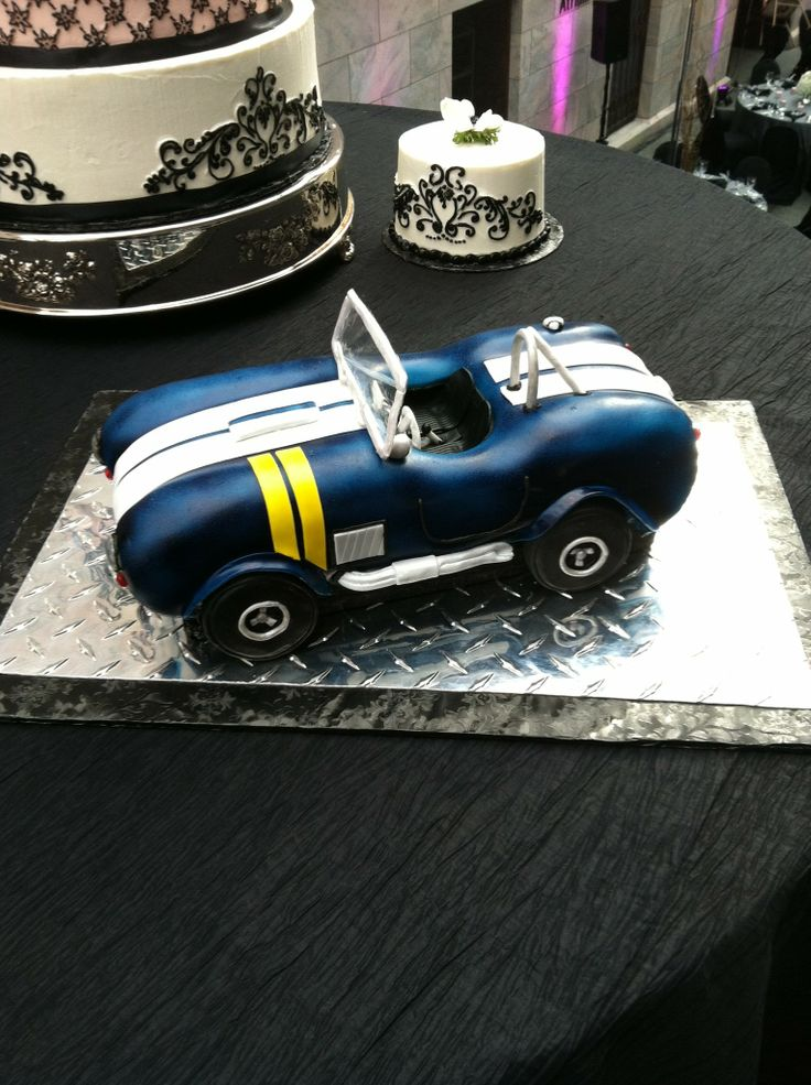 9 best Shelby cobra cake images on Pinterest Cars 427 cobra and