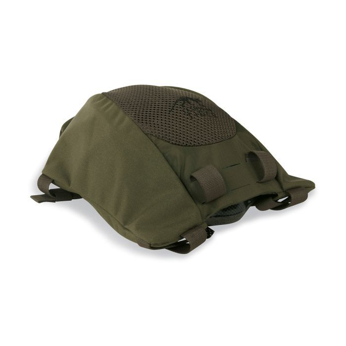 Helmet Fix van Tasmanian Tiger. Universele transport flap voor helmen. De Helmet Fix kan worden bevestig aan rugzakken en vesten voorzien van molle systeem. https://www.urbansurvival.nl/product/helmet-fix/