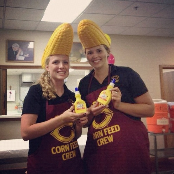 You bring the conversation and we'll bring the corn & butter! Check out the schedule for Cobber corn feeds this summer: http://ow.ly/cDbtb #cordmn: Httpowlycdbtb Cordmn