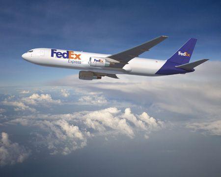 FedEx  B767 F