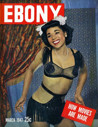 Mable Lee Queen Of The Soundies On The March 1947 Cover