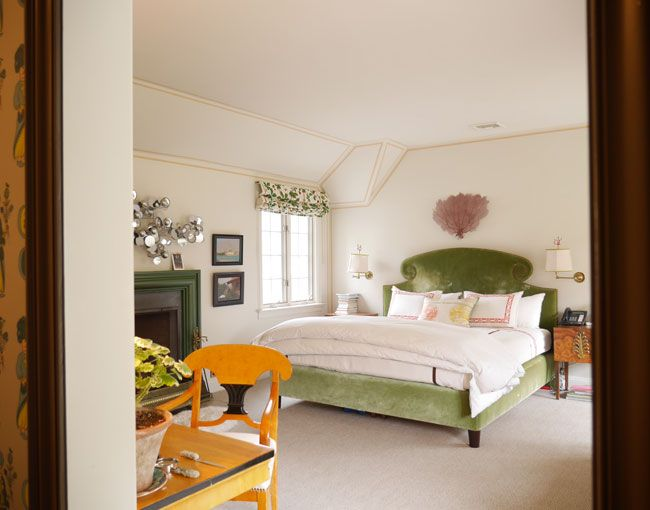 Lovely Katie Ridder ~ Her Bedroom