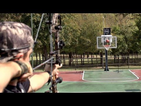▶ Archery Trick Shots | Dude Perfect - YouTube - These guys look like they're having a lot of fun!