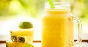 Batido isotónico de frutas naturales paraC obtener más energías
