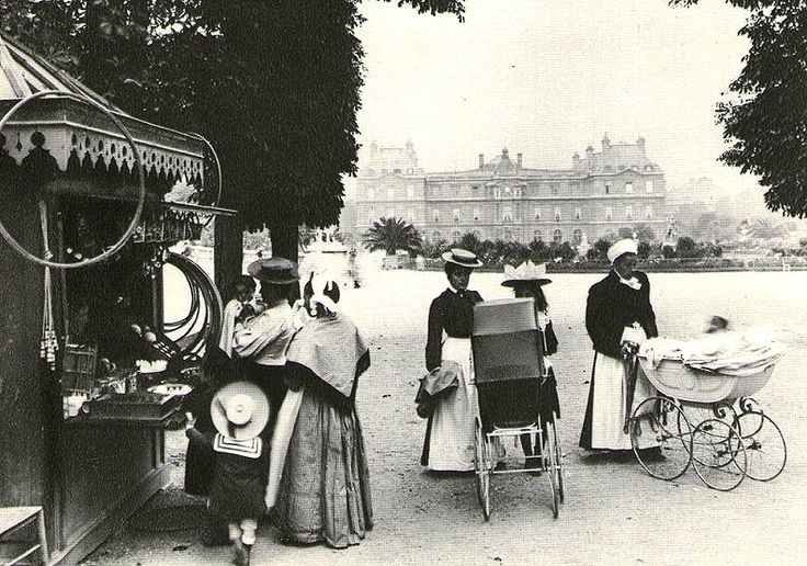 Jardin du Luxembourg - Paris 6e