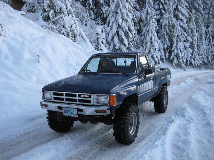 My 85 Toyota Pickup, Straight Axle w/22RE, Pro Comp Lift, Super Swamper LTB