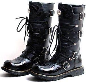 Мужские зимние высокие сапоги и ботинки: тенденции модного сезона 2014-2015