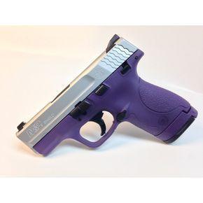 Goddess Purple S&W Shield 9mm
