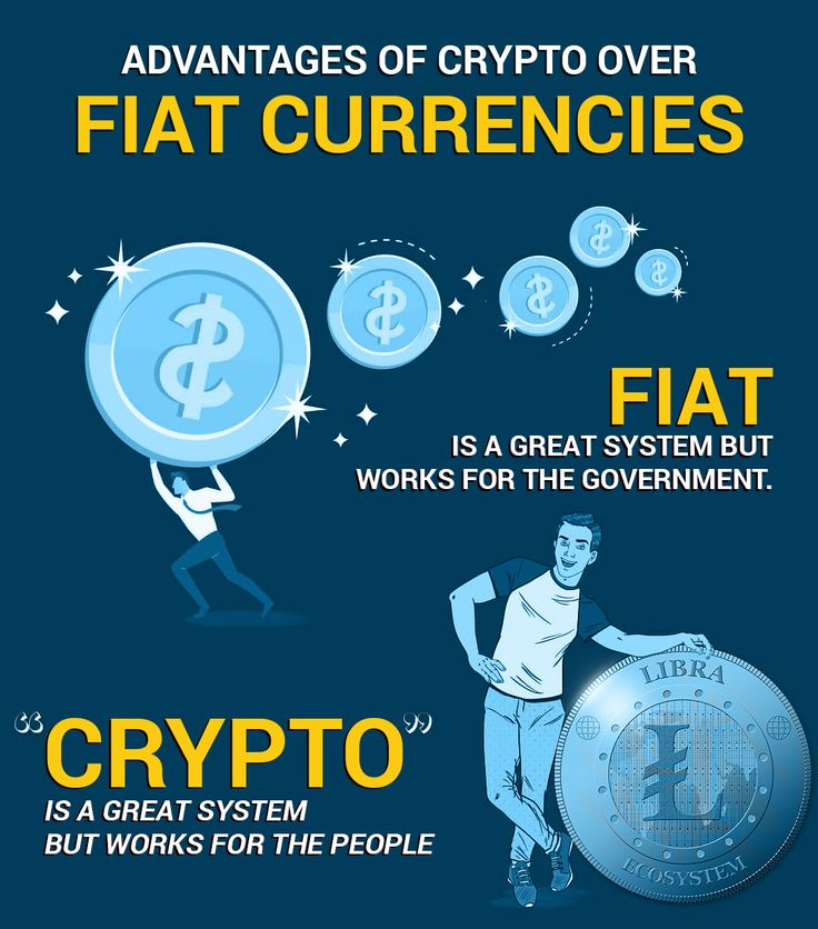 Advantages of Crypto Over Fiat Currencies . . #Crypto #Cryptotrading #LibraCoin #LibraEcosystem #Cryptocurrency #Investors #FiatCurrencies #Investment #Cryptocurrencies #Invest #BlockchainTechnology