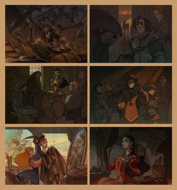 The Merchant of Venice by Phobs.deviantart.com on @deviantART