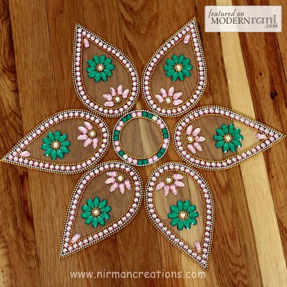 Etsy Find: Nirman Creations - ModernRani - South Asian Wedding Blog & Directory