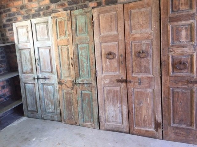 Zanzibar Teak Doors Port Elizabeth Gumtree South