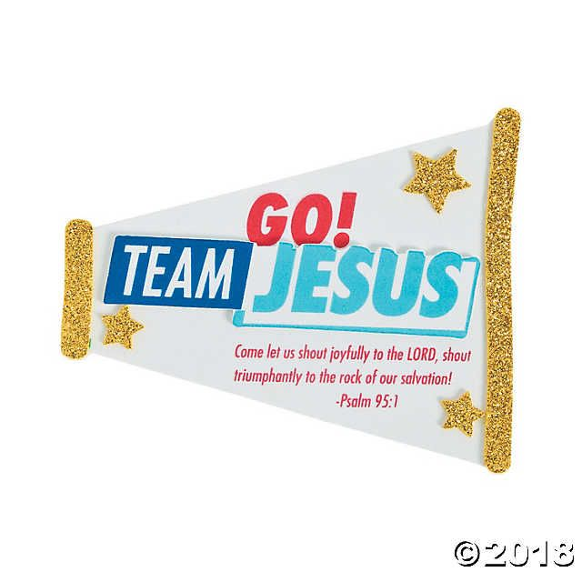 Make Your Joy In The Lord Known With This Fun Craft Kit A Great