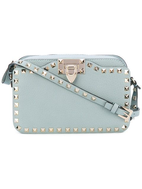 VALENTINO . #valentino #bags #shoulder bags #leather #crossbody #