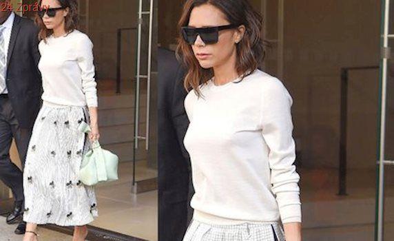 Styl podle celebrit: Midisukně můžete nosit, i když nejste vysoká