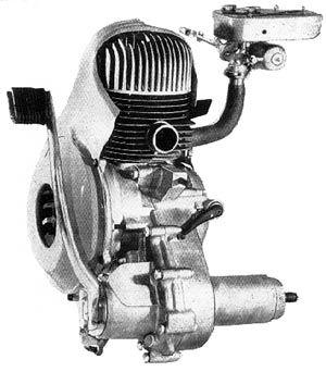 Scooter Help - Vespa 125 (VM1T)