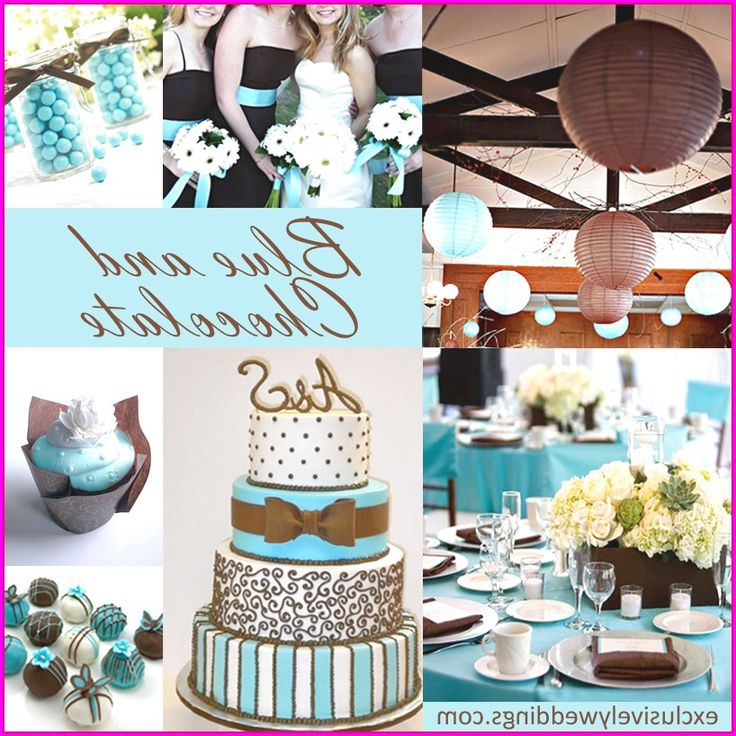 Tiffany Blue Wedding Reception Ideas Pict