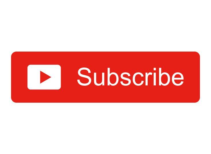 Youtube Subscribe Button Free Download By Alfredocreatescom  Jenis Huruf Tulisan, Gambar -4841