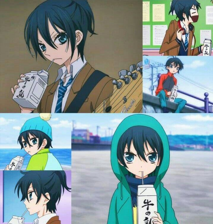 Fukumenkei Noise / #anime