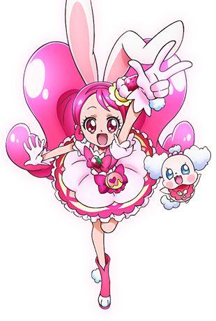 新シリーズ「キラキラ☆プリキュアアラモード」2017年春スタート決定!「つくって!たべて!たたかって!」