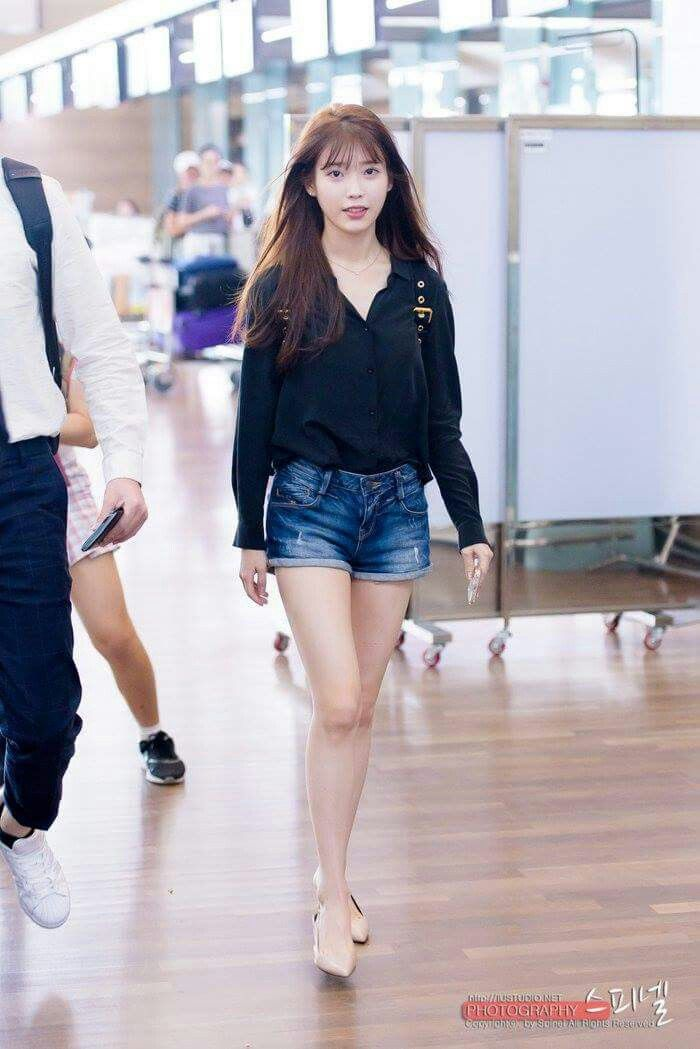 IU Airport Fashion | 아이유 언니 (IU) | Fashion, Iu fashion ...