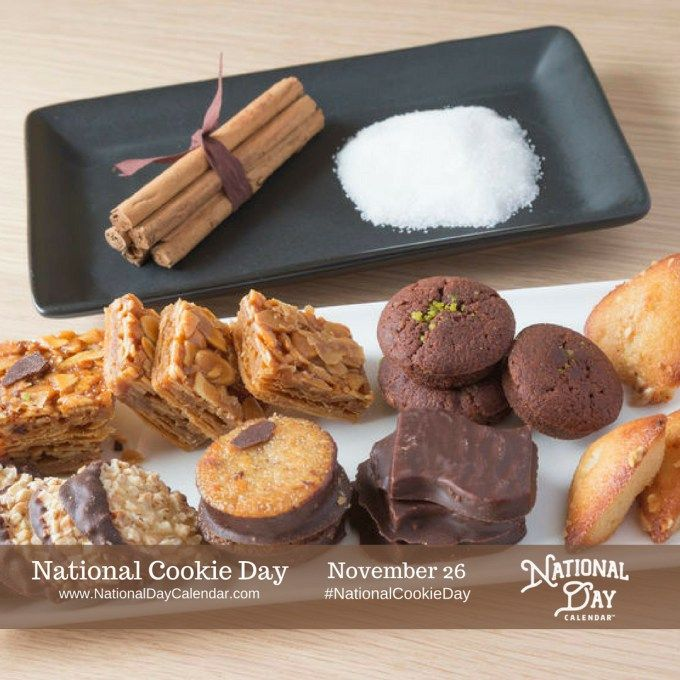 National Cookie Day - November 26