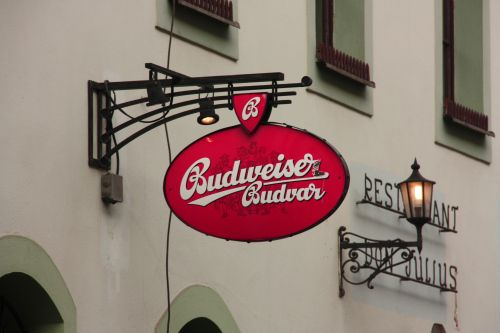 Budweiser Budvar - The original Bud, Budweiser Budvar, is from Cesky Budejovice, near Cesky Krumlov, in Bohemia.