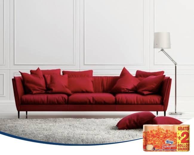 Las 25 mejores ideas sobre sof s de cuero rojos en for Cuales son los mejores sofas