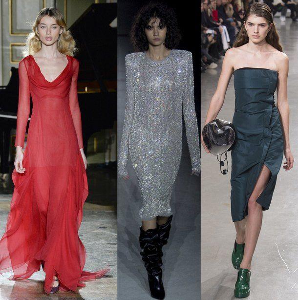 Модные платья 2018 года: красивые фасоны, новые модели - http://god-2018s.com/moda/modnye-platya-2018-goda-krasivye-fasony-novye-modeli