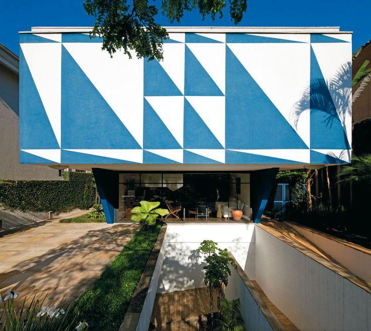 fachada por Vilanova Artigas #architecture #arquitetura #modernismo