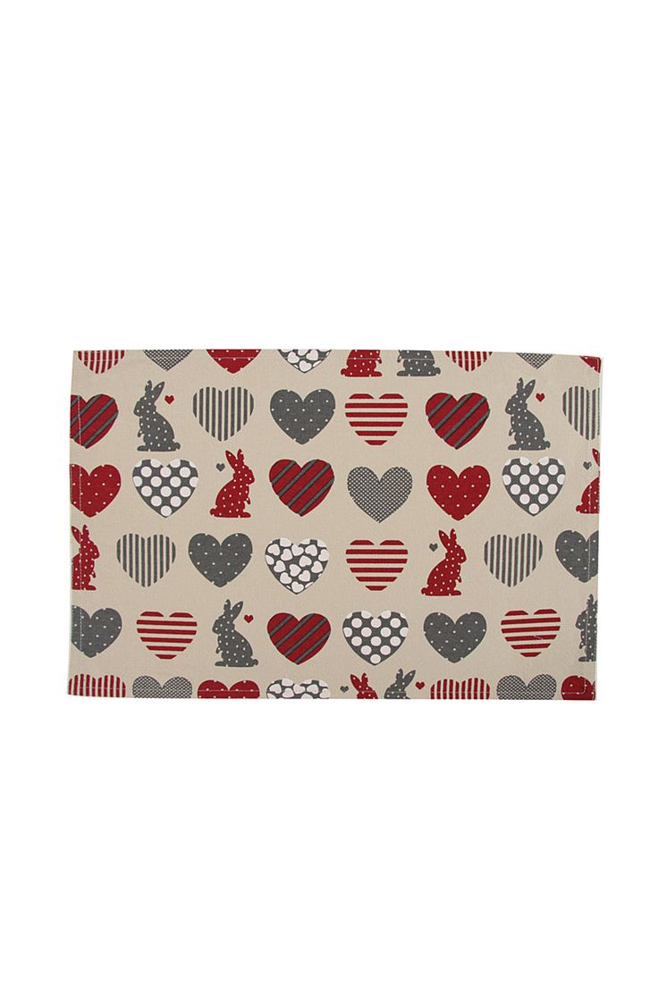 Bunny Love Placemat - Mr Price Home