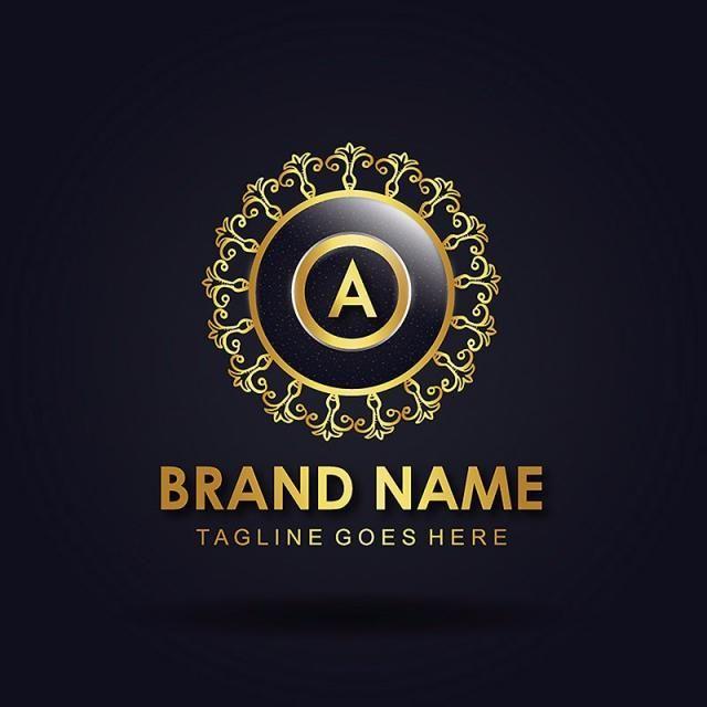 A Elegant Vector Amazing Alphabet Logo Designs Logo Design Free Templates Logo Design Free Logo Design
