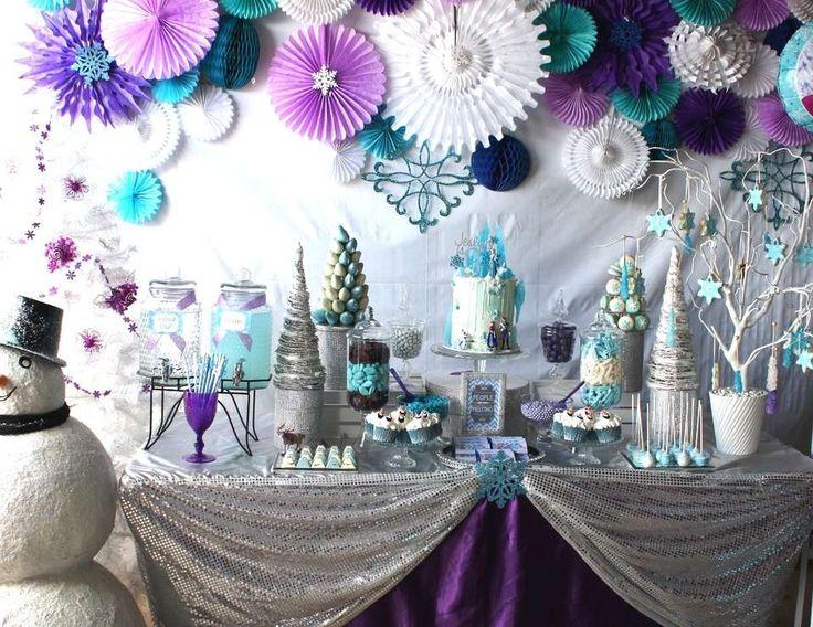 "Frozen (Disney) / Birthday ""Frozen Inspired Birthday""   Catch My Party"