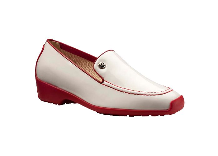 White Amp Red Patent Leather Rossimoda Porsche Design