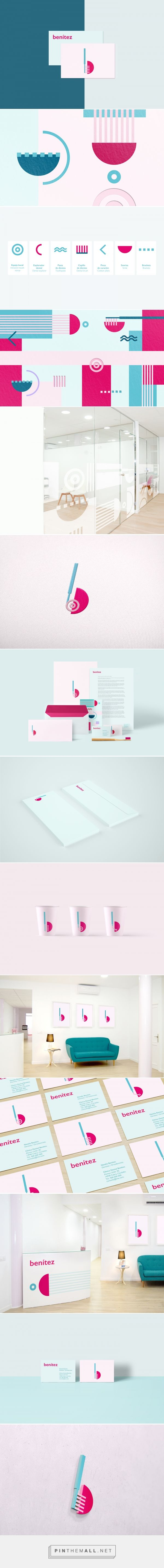 Denítez Dental Clinic Branding by Maria Hdez | Fivestar Branding Agency – Design and Branding Agency & Curated Inspiration Gallery