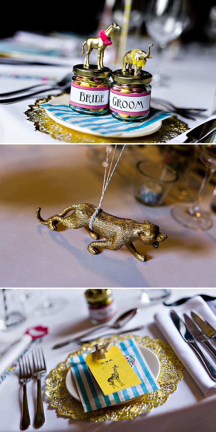 Prom Table Decorations