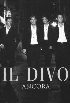 IL DIVO POSTER Ancora - Amazing Group Shot RARE 24X36