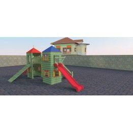 Anaokulu Şirin Çocuk Oyun Parkı