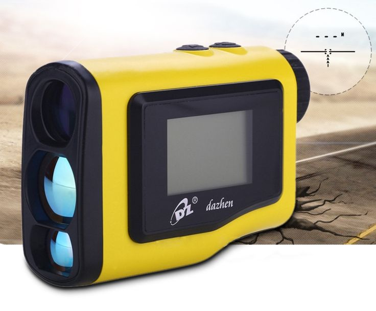 152.00$  Watch now - http://ali457.worldwells.pw/go.php?t=32780630354 - 1000m Laser Rangefinder Area Circle Angle Measure Height Measure Laser Distance Meter with LCD Screen
