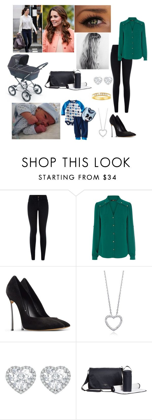 """Shopping With Kate For Christmas Presents"" by dawn-windsor ❤ liked on Polyvore featuring Casadei, Bebe, Zara Home, Kiki mcdonough and Giorgio Armani"
