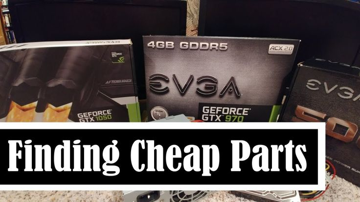 4 Best Places to Find Budget PC Parts: 2018