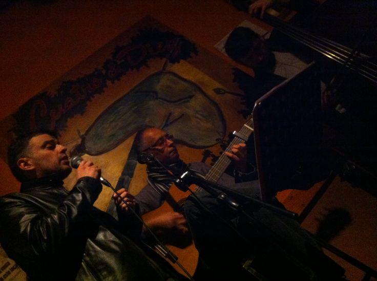 Noches de Tango, Abril 2014