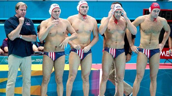 Water Polo - 2012 Summer Olympics - London, UK