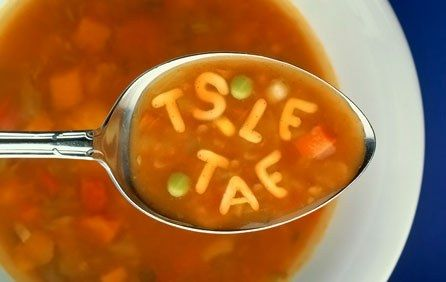 Campbell's Alphabet Soup | Back in the Day Food | Pinterest