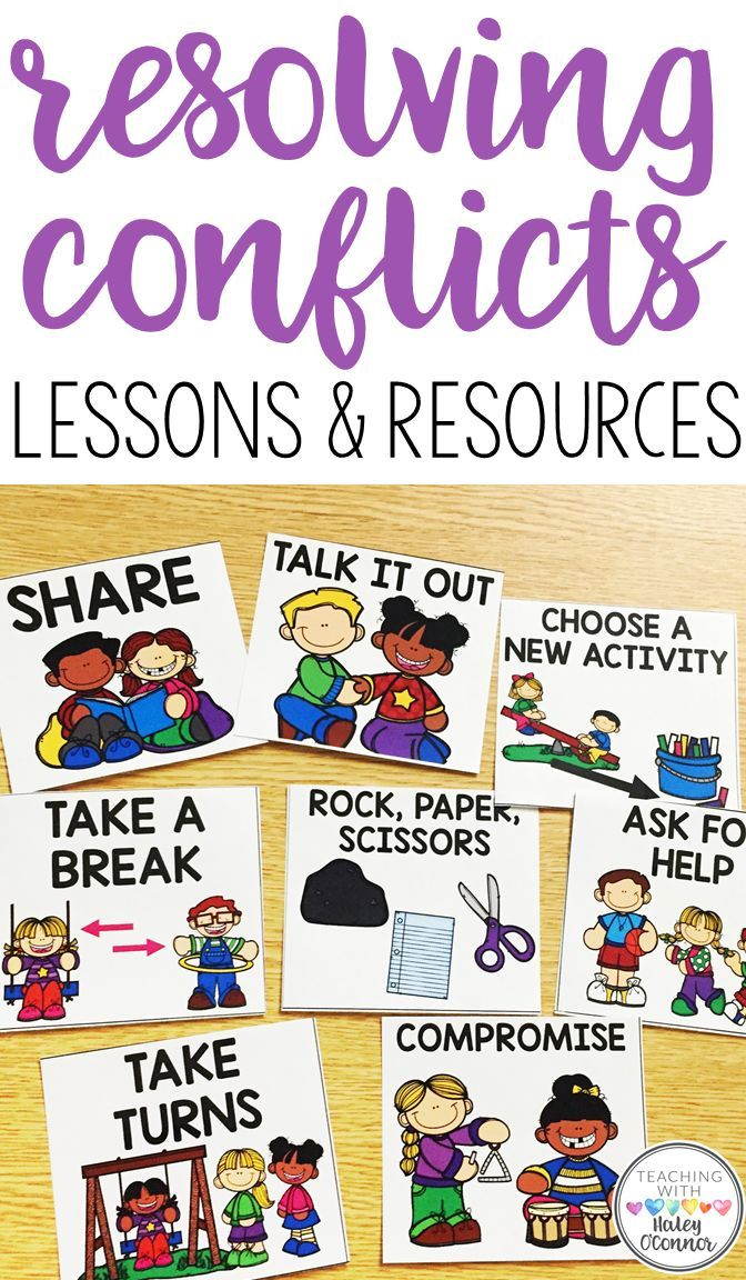 conflict resolution training materials pdf