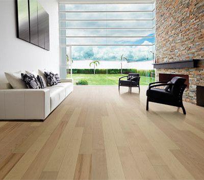 Moderno White Plains Maple Flooring